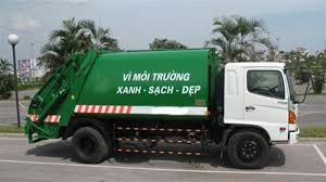 Thu gom và xử lý chất thải sinh hoạt,công nghiệp và chất thải y tế.